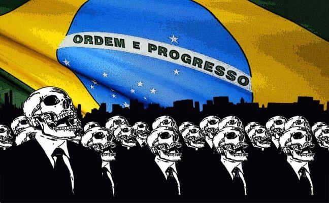 BRASIL CAVEIRA